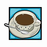 Clip art coffee