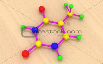 DNA Component thymine
