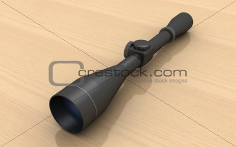 rifle scope sight