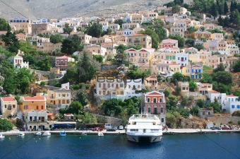 Greece. Island Symi