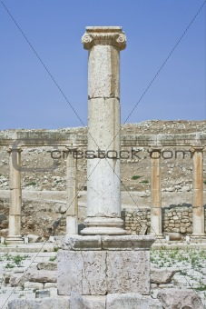 Old city roman