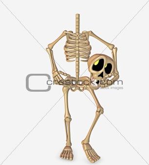 toon skeleton