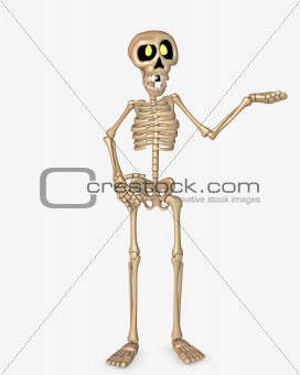 toon skeleton