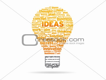 Words - Ideas