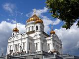 Temple of the Christ the Saviour - Moscow