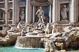 Fontana di Trevi - Rome, italy