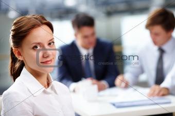 Positive worker