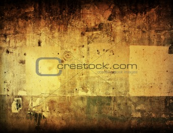 grungy wall