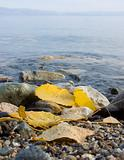 Autumn on Lake Baikal