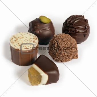 Chocolate sampling