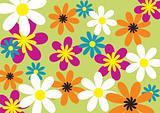 floral background