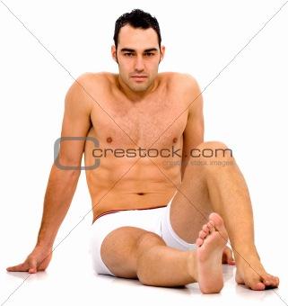 fashion underwear model