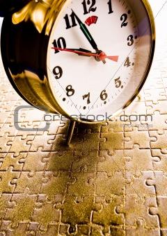 Clock & Puzzles