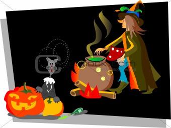 October card