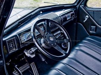 Classic Car Interrior
