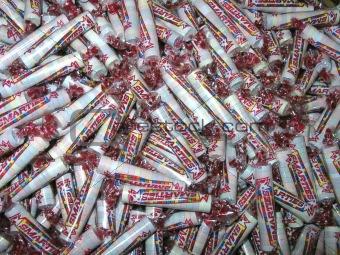Candy barrel