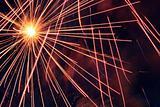 Fireworks / background
