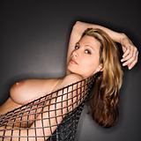 Sexy woman.