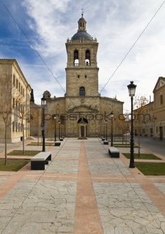 Town cathedral