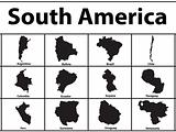 South America