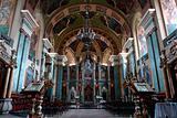 Interior view of orthodox church