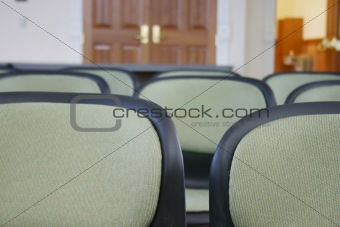 chairs and doors