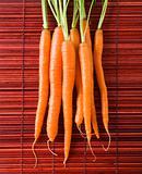 Bunch of carrots.