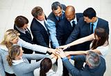 Achieving success through teamwork