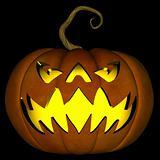 Halloween Jack O Lantern 02