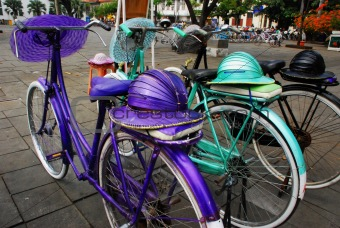 Old Fashion Bicycle