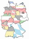 Berlin and other german provinces(states)