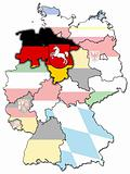 Lower Saxony and other german provinces(states)