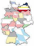 Mecklenburg-Vorpommern and other german provinces(states)
