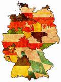 german provinces(states)
