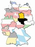 Saxony-Anhalt and other german provinces(states)