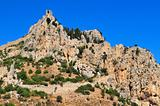 Monastery Saint Hilarion Castle