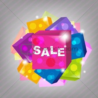 Bright Sale Poster