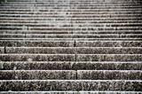 Background pattern of stairs leading upwards
