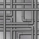 Metal Tube Background