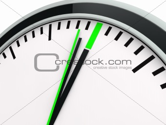 3d time clock deadline