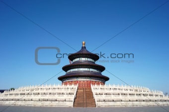 Temple Of Heaven, Beijing
