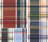 fashion check fabric textile pattern