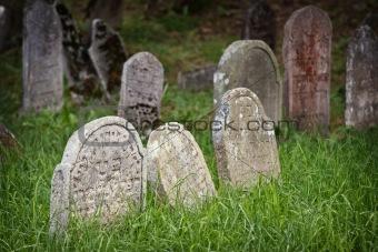 Old Jewish cemetery, Czech Republic