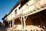 Medieval arcade