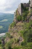 Bardi Castle. Emilia-Romagna. Italy.