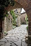 Gropparello Castle. Emilia-Romagna. Italy.