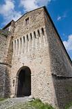 Torrechiara Castle. Emilia-Romagna. Italy.