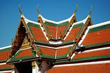Grand Palace, in Thailand