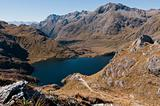 Lake Harris - Routeburn Track