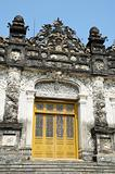 Tomb of Emperor Khai Dinh, Hue, Vietnam 